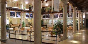 La Biblioteca Pública de Guadalajara conmemora el Día del Libro con lecturas desde el confinamiento que se reproducirán en un vídeo que se podrá ver en su página web