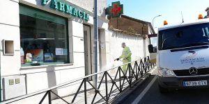 La Diputación de Guadalajara adquiere seis cañones de ozono para desinfectar interiores de farmacias y consultorios rurales