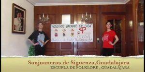 """La Escuela de Folklore de la Diputación de Guadalajara """"resiste"""" en casa"""