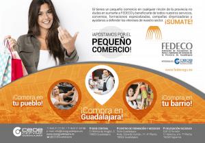 La Federación provincial de Comercio de Guadalajara (FEDECO) anima a los alcarreños a que compren en las tiendas de alimentación de barrio