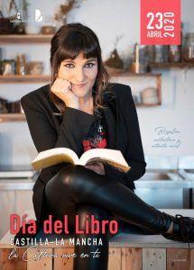 La Junta agradece a Rozalén su colaboración en la celebración este año del Día del Libro en Castilla-La Mancha