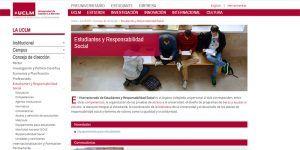 La UCLM compensa la brecha digital entre sus estudiantes universitarios para finalizar el curso