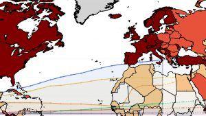 La UCLM desarrolla una web que permite visualizar y monitorizar el avance de la COVID-19 por países y comunidades autónomas