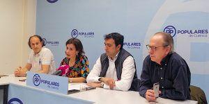 El Grupo Popular pide al alcalde de Cuenca que convoque pleno extraordinario el 11 mayo sobre Covid-19