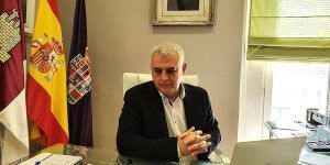Vega propone que la Diputación de Guadalajara sufrague gastos de los ayuntamientos para frenar el COVID-19