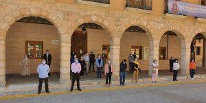 San Clemente se une al minuto de silencio por los fallecidos por COVID-19