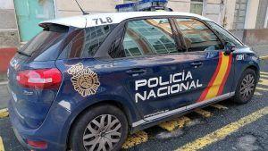 Detenido un joven momentos después de robar al tirón en la calle Calderón de la Barca de Cuenca