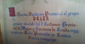 diploma premio | Liberal de Castilla