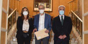 Diputación de Guadalajara y Cáritas firman un convenio para atender necesidades básicas en la provincia