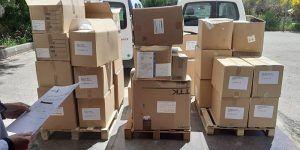 El área de Salud de Cuenca recibe del Gobierno de Castilla-La Mancha más de 21.500 artículos de protección