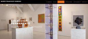 El Ayuntamiento de Guadalajara invita a la ciudadanía a interactuar con la obra de Sobrino en el  Día Internacional de los Museos