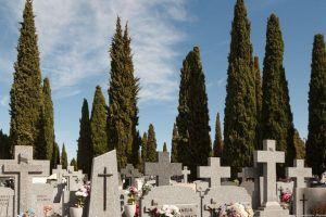 El cementerio de Guadalajara reabrirá de nuevo este lunes con medidas de seguridad y un aforo de 50 personas