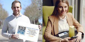 El fundador de la empresa GuadaMarketing crea una aplicación para bares y restaurantes ante la imposibilidad de usar cartas físicas