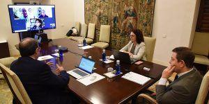 El Gobierno de Castilla-La Mancha transmite el agradecimiento por la labor que el personal de Enfermería está realizando en la lucha contra el COVID