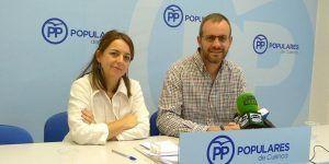El Grupo Popular pide que la Diputación de Cuenca sea  autorizada por la Junta para realizar test a su personal como medida de seguridad añadida
