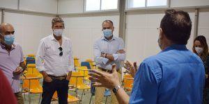 El Pabellón de Ferias de Tarancón albergará el centro de exámenes teóricos del carnet de conducir