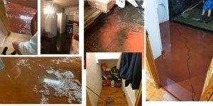 El PP exige medidas urgentes para acabar con las inundaciones en el barrio azudense de Vallehermoso