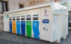 El próximo lunes se retoma el servicio de recogida de residuos voluminosos y el punto limpio móvil en Guadalajara