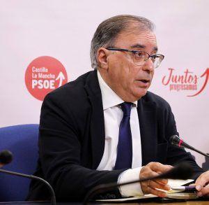 """El PSOE pide un día más sus propuestas a Núñez """"Tienen la oportunidad de sumarse, de tener grandes miras hacia CLM"""""""