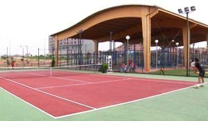 Este viernes se reanuda la práctica de tenis y pádel por parejas en la Ciudad de la Raqueta de Guadalajara