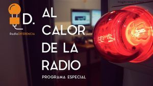 Estudiantes de las diez promociones de periodismo participan en el especial de Radio Diferencia