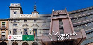 Eurocaja Rural suscribe una operación de tesorería con el Ayuntamiento de Ávila