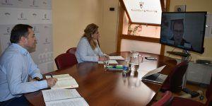 Gobierno regional, sindicatos y empresarios analizan el Plan de Medidas Extraordinarias para la Recuperación Económica de Castilla-La Mancha dirigido a pymes, autónomos y trabajadores