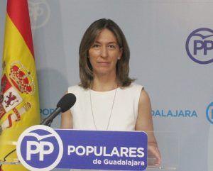 Guarinos reprocha a Page y a su diputada por Guadalajara Magdalena Valerio su indignidad por permitir el pacto PSOE-Bildu y blanquear a los herederos de ETA