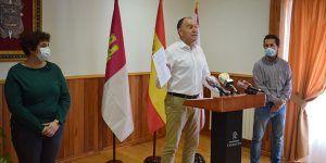 """López Carrizo reitera que no habrá subida de sueldo del alcalde """"ni ahora ni hasta 2023"""""""
