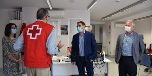 La Diputación de Cuenca ha destinado casi 800 mil euros en ayudas sociales desde que comenzó la crisis de la Covid-19