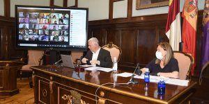 La Diputación de Guadalajara rechaza la crispación y el uso partidista de la pandemia
