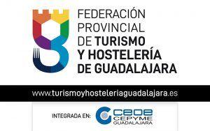 La Federación provincial de Turismo y Hostelería de Guadalajara pone en valor el anuncio del Ayuntamiento de Guadalajara sobre la ampliación del horario de las terrazas