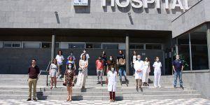 La Gerencia del Área Integrada de Cuenca despide a sus residentes y agradece su trabajo y colaboración durante la crisis sanitaria