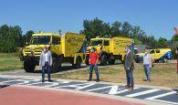 La Junta destina 14,5 millones de euros, 463 efectivos y 67 medios a la campaña de incendios forestales en la provincia de Guadalajara