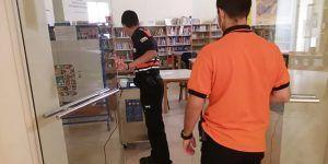 Las bibliotecas municipales de Cuenca reabren sus puertas este martes con servicio de cita previa para el préstamo