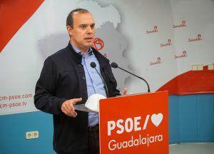"""Pablo Bellido agradece """"la responsabilidad"""" de Ciudadanos y lamenta que el PP responda """"a la mano tendida con un manotazo"""""""