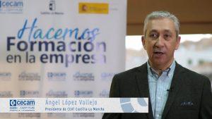 Ángel López, presidente de CEAT C-LM, lo deja claro Sin los autónomos, no será posible la recuperación económica
