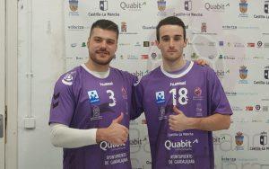 Íñigo Barricart y Kostadin Petrov no formarán parte de la plantilla del Quabit la próxima temporada