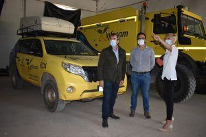 Abia de la Obispalía, La Tordiga y Zafrilla cuentan con nuevos puntos de vigilancia dentro de la Campaña de Prevención y Lucha contra Incendios Forestales
