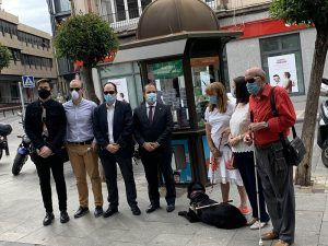 """Bellido reafirma el compromiso de las Cortes regionales con la """"plena participación"""" de las personas con diferentes capacidades"""