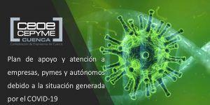 CEOE-Cepyme Cuenca indica la ampliación de la vigencia de certificados digitales caducados hasta el 31 de julio