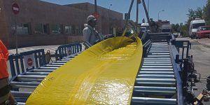 El Ayuntamiento de Cuenca repara los colectores de agua de diversas zonas de la ciudad