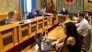 El Ayuntamiento de Cuenca tiene en marcha obras de mantenimiento urbano por valor de ocho millones de euros