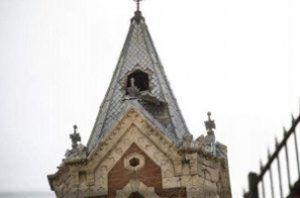 El Consorcio Ciudad de Cuenca avanza en la reparación y consolidación del chapitel de la Iglesia de El Salvador