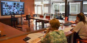 El Gobierno de Castilla-La Mancha celebra el primer Plenario regional de los Servicios Sociales
