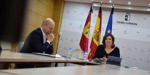 El Gobierno de Castilla-La Mancha y AJE analizan conjuntamente las necesidades de los jóvenes empresarios con motivo del COVID-19