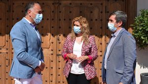 El Gobierno regional ha enviado más de 11.000 elementos de protección a Tarancón durante la crisis sanitaria