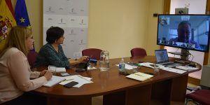 El Gobierno regional reitera su compromiso con Quintanar del Rey en materias como la educativa o los servicios sociales