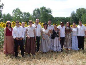 El grupo Albazor cumple cuarenta años, reivindicando la música y tradiciones de Albalate