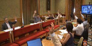 El Pleno da cuenta de la remodelación del Gobierno municipal de Cuenca